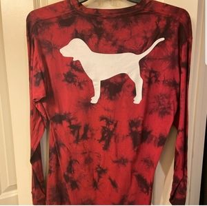 PINK Long Sleeve Top Size Small